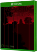 Five Nights at Freddy's 4 Xbox One Cover Art
