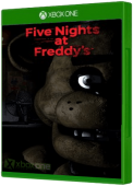 Five Nights at Freddy's Xbox One Cover Art
