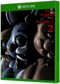 Five Nights at Freddy's 2 Xbox One Cover Art