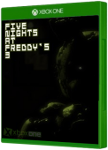 Five Nights at Freddy's 3 Xbox One Cover Art