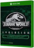 Jurassic World: Evolution - Claire's Sanctuary Xbox One Cover Art