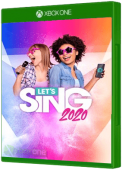 Let's Sing 2020 Xbox One Cover Art