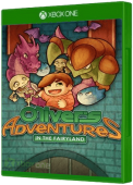 Oliver's Adventures in the Fairyland Xbox One Cover Art