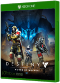 Destiny: House of Wolves Xbox One Cover Art