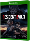 Resident Evil 3 Xbox One Cover Art