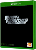 Fast & Furious Crossroads Xbox One Cover Art