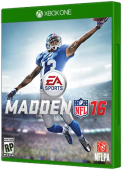 Madden NFL 16 Xbox One Cover Art
