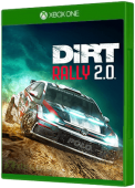 DiRT Rally 2.0: Season Four Xbox One Cover Art