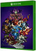 Shovel Knight Xbox One Cover Art