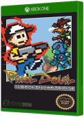 Pixel Devil and the Broken Cartridge Xbox One Cover Art
