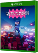 It Came From Space and Ate Our Brains Xbox One Cover Art