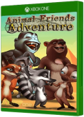 Animal Friends Adventure Xbox One Cover Art