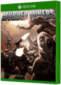 Murder Miners Xbox One Cover Art