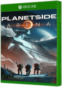 PlanetSide Arena Xbox One Cover Art