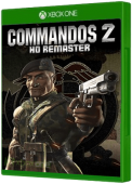 Commandos 2 HD Remaster Xbox One Cover Art