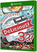 Cook, Serve, Delicious! 3?! Xbox One Cover Art