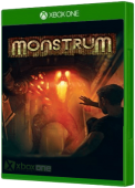 Monstrum Xbox One Cover Art