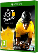 Tour de France 2015 Xbox One Cover Art
