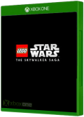 LEGO Star Wars: The Skywalker Saga Sizzle Xbox One Cover Art