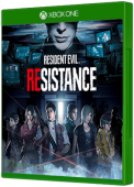 Resident Evil Resistance Xbox One Cover Art