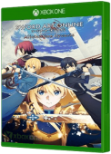 SWORD ART ONLINE Alicization Lycoris Xbox One Cover Art