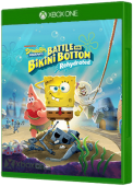 SpongeBob SquarePants: Battle for Bikini Bottom Rehydrated Xbox One Cover Art