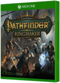 Pathfinder: Kingmaker Xbox One Cover Art