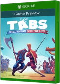 Totally Accurate Battle Simulator Xbox One Cover Art