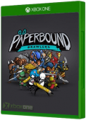 Paperbound Brawlers Xbox One Cover Art