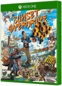 Sunset Overdrive Xbox One Cover Art