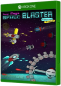 Super Mega Space Blaster Special Turbo Xbox One Cover Art
