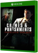 Sherlock Holmes: Crimes and Punishments Redux Xbox One Cover Art