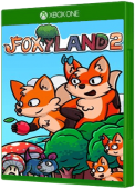 FoxyLand 2 Xbox One Cover Art