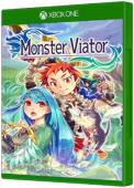 Monster Viator Xbox One Cover Art