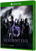 Resident Evil 6: Siege Mode Xbox One Cover Art