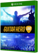 Guitar Hero Live Xbox One Cover Art