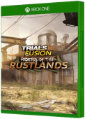 Trials Fusion - Riders of the Rustlands Xbox One Cover Art