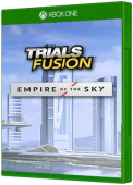 Trials Fusion - Empire of the Sky Xbox One Cover Art