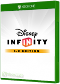 Disney Infinity 3.0 Xbox One Cover Art