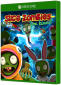 Slice Zombies for Kinect Xbox One Cover Art
