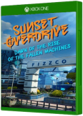Sunset Overdrive - Dawn of the Rise of the Fallen Machines Xbox One Cover Art