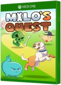 Milo's Quest: Console Edition Xbox One Cover Art