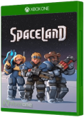 Spaceland Xbox One Cover Art