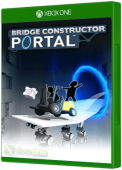 Bridge Constructor Portal Xbox One Cover Art