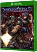Xeno Crisis Xbox One Cover Art