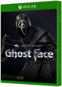 Dead by Daylight - Ghost Face Xbox One Cover Art