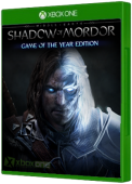 Middle-earth: Shadow of Mordor - Game of the Year Edition Xbox One Cover Art
