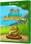 Classic Snake Adventures Xbox One Cover Art