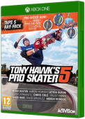 Tony Hawk's Pro Skater 5 Xbox One Cover Art
