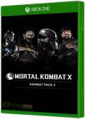 Mortal Kombat X - Kombat Pack 2 Xbox One Cover Art